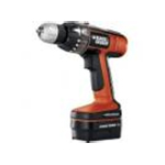 Black and Decker Cordless Drill & Driver Parts Black and Decker CD961K-AR-Type-1 Parts
