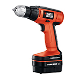 Black and Decker Cordless Drill & Driver Parts Black and Decker CDC120AK-Type-1 Parts