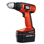 Black and Decker Cordless Drill & Driver Parts Black and Decker CDC140AK-Type-1 Parts