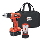 Black and Decker Cordless Drill & Driver Parts Black and Decker CDC140ASB-Type-1 Parts