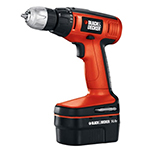 Black and Decker Cordless Drill & Driver Parts Black and Decker CDC1440K-Type-1 Parts