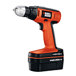 Black and Decker Cordless Drill & Driver Parts Black and Decker CDC180AK-Type-1 Parts