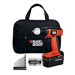 Black and Decker Cordless Drill & Driver Parts Black and Decker CDC180ASB-Type-1 Parts
