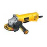 DeWalt Electric Grinder Parts Dewalt D28491-B2-Type-1 Parts