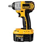DeWalt Cordless Impact Wrench Parts Dewalt DC833KA-Type-3 Parts