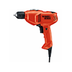 Black and Decker Electric Drill & Driver Parts Black and Decker DR201BA-Type-3 Parts