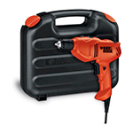 Black and Decker Electric Drill & Driver Parts Black and Decker DR201K-Type-1 Parts