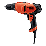 Black and Decker Electric Drill & Driver Parts Black and Decker DR203K-Type-1 Parts
