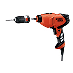 Black and Decker Electric Drill & Driver Parts Black and Decker DR220KG-Type-1 Parts