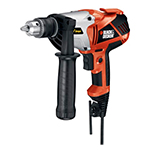 Black and Decker Electric Drill & Driver Parts Black and Decker DR550-Type-1 Parts