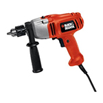 Black and Decker Electric Drill & Driver Parts Black and Decker DR600-Type-1 Parts