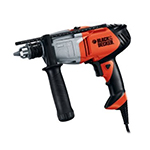 Black and Decker Electric Drill & Driver Parts Black and Decker DR601K-Type-1 Parts