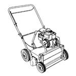 Husqvarna Aerators and Dethatchers Parts Husqvarna DT20-(968999190) Parts