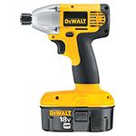DeWalt Cordless Impact Wrench Parts Dewalt DW056K-2-Type-1 Parts