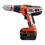 Black and Decker Cordless Drill & Driver Parts Black and Decker FS1400D-2-Type-1 Parts
