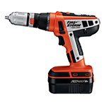 Black and Decker Cordless Drill & Driver Parts Black and Decker FS1800D-2-Type-1 Parts