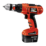 Black and Decker Cordless Drill & Driver Parts Black and Decker FSD122K-2-Type-4 Parts