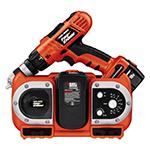 Black and Decker Cordless Drill & Driver Parts Black and Decker FSD182RC2-Type-1 Parts