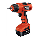 Black and Decker Cordless Drill & Driver Parts Black and Decker FSD962K-Type-1 Parts