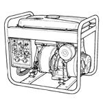 Makita Generator Parts Makita G5711R Parts