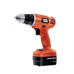 Black and Decker Cordless Drill & Driver Parts Black and Decker GC1200-B2C-Type-1 Parts