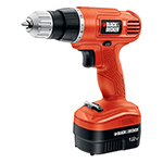 Black and Decker Cordless Drill & Driver Parts Black and Decker GC1200-B3-Type-1 Parts