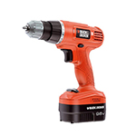 Black and Decker Cordless Drill & Driver Parts Black and Decker GC9600-BR-Type-1 Parts