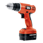 Black and Decker Cordless Drill & Driver Parts Black and Decker GCO1200CL-Type-2 Parts