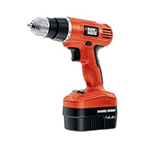Black and Decker Cordless Drill & Driver Parts Black and Decker GCO1440SB-2-Type-2 Parts