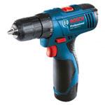 Bosch Cordless Drill & Driver Parts Bosch GSR1080-2-LI-(3601JE20K0) Parts