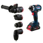 Bosch Cordless Drill & Driver Parts Bosch GSR18V-535FC-(3601JG7110) Parts