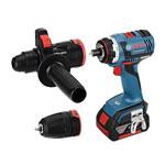 Bosch Cordless Drill & Driver Parts Bosch GSR18V-ECFC2-(3601JE11D0) Parts