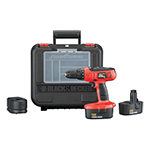 Black and Decker Cordless Drill & Driver Parts Black and Decker HP932K-2-Type-1 Parts