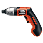 Black and Decker Electric Screwdriver Parts Black and Decker ISD600-Type-1 Parts
