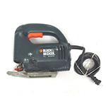 Black and Decker Electric Saws Parts Black and Decker JS250Q-Type-1 Parts