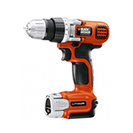 Black and Decker Cordless Drill & Driver Parts Black and Decker LD112-B2C-Type-1 Parts