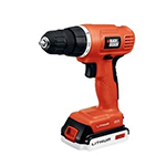 Black and Decker Cordless Drill & Driver Parts Black and Decker LD120VA-8-Type-1 Parts