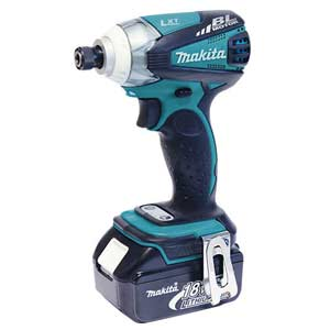 Makita Cordless Impact Wrench & Driver Parts Makita LXDT01-Type-1 Parts