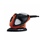 Black and Decker Electric Sanders/Polishers Parts Black and Decker MS500CB-Type-1 Parts