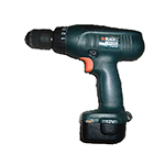 Black and Decker Cordless Drill & Driver Parts Black and Decker PS3500-Type-1 Parts