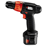 Black and Decker Cordless Drill & Driver Parts Black and Decker PS9600K-Type-1 Parts