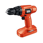 Black and Decker Cordless Drill & Driver Parts Black and Decker PSO1800-Type-1 Parts