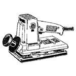 Hitachi Sander & Polisher Parts Hitachi SO-110A Parts