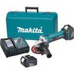 Makita Cordless Grinder Parts Makita XAG03M Parts