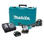 Makita Cordless Grinder Parts Makita XAG06M Parts
