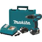 Makita Cordless Hammer Drill Parts Makita XPH01A Parts