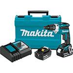 Makita Cordless Screwdriver Parts Makita XSF05T Parts