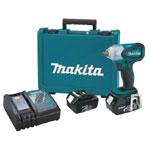 Makita Cordless Impact Wrench & Driver Parts Makita XWT06 Parts