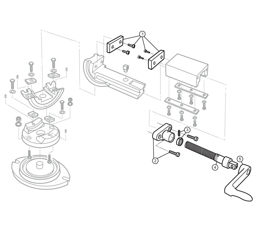 buy wilton 11702 tlt sp 100 replacement tool parts wilton 11702 rh toolpartspro com wilton vice parts breakdown wilton bullet vise parts diagram