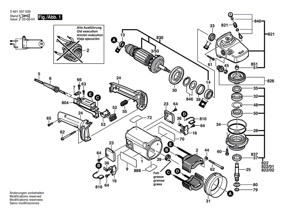 Bosch Wiring Schematic